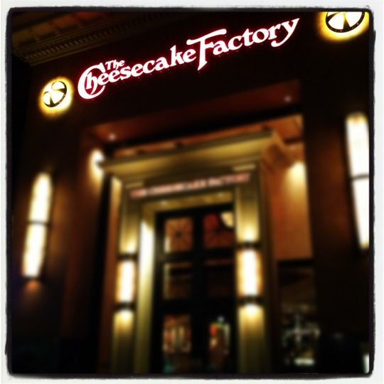 The Cheesecake Factory in Tucson, AZ