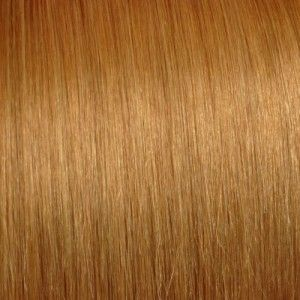 #12 dark blonde color, natural clip-in hair extensions shop here: www.hairself.pl