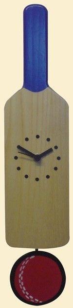 novelty clock    CRICKET-NOVELTY-CLOCK-POP.JPG