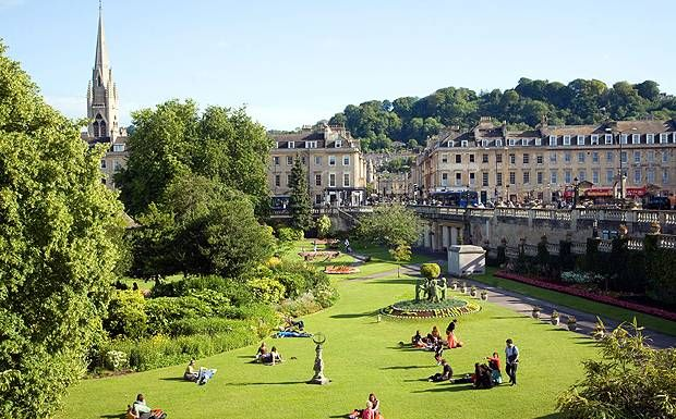 Bath city break guide - Telegraph