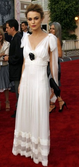 Keira Knightly in Chanel