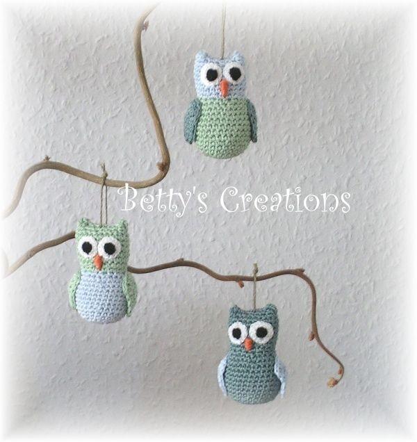 crochet owl- deutsche Anleitung!