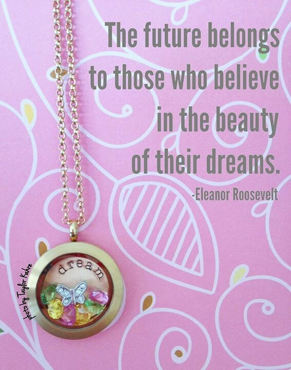 This Quote is so True! So make that Special Person in your Life Dream come True @Gail Regan Truax://eileenduran.origamiowl.com or eileenduran@gmail.com