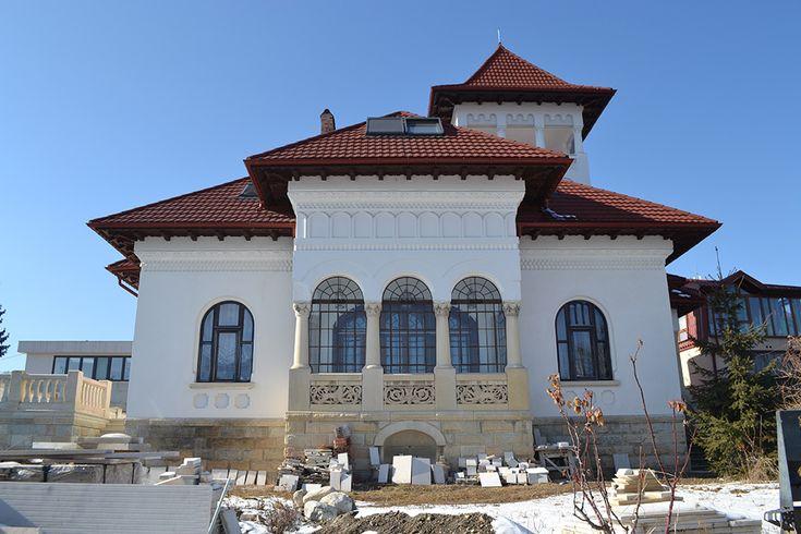 Casa Purnichescu (înc. sec. XX), Strada Doamna Elena 9, Câmpulung