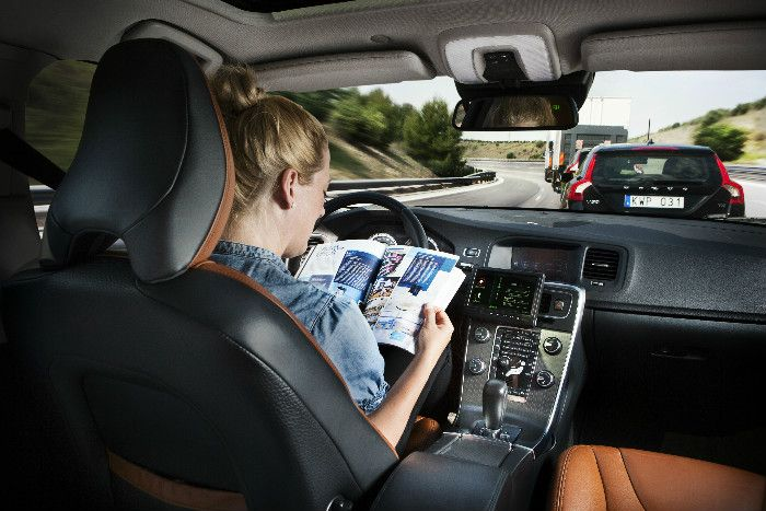 Powerful computers that can drive better than people, high-definition road maps and low-cost sensors are about to remove some big barriers to self-driving cars.