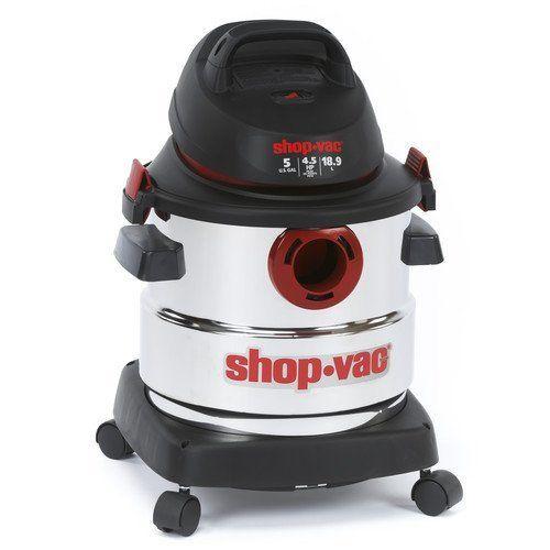 Shop-Vac 5986000 Stainless Steel Wet Dry Vacuum