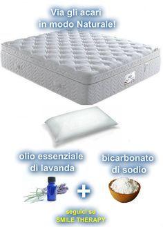I materassi, cosi' come i cuscini, tappeti e moquette, sono soggetti agli acari della polvere a cui molte persone oggi sono allergiche. ...