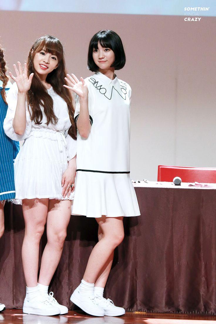JinE & Binnie / Oh My Girl