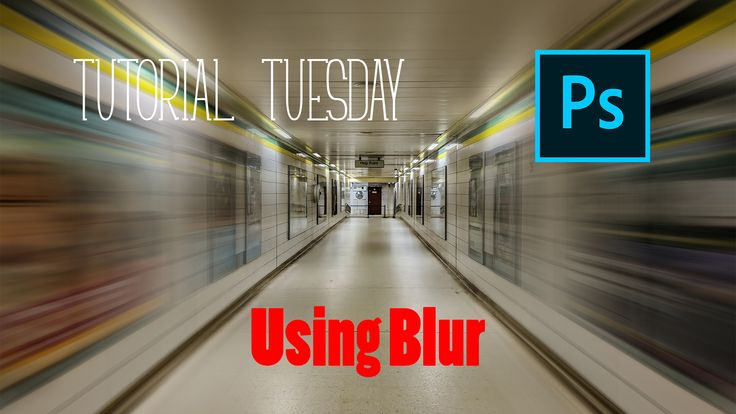 Tutorial Tuesday   Using Radial Blur