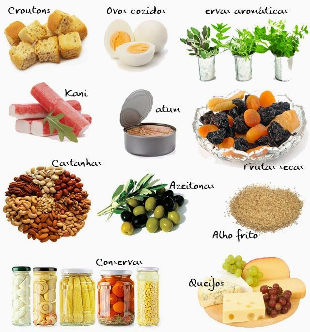 Saladas: Como Combinar Ingredientes? Várias receitas de molhos!