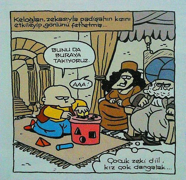 Bizi Bizden Alan 25 Özer Aydoğan Karikatürü