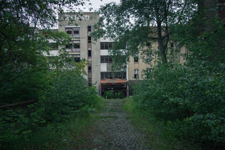 Abandoned Hospital Neukölln