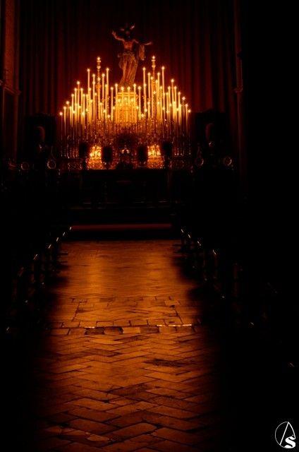 #ActualidadCofradiera Quinario en Hermandad de la Sagrada Resurrección. Incluye galería Semana Santa de Sevilla - Noticias Cofrades en Arte Sacro. El Portal de la Semana Santa de Sevilla