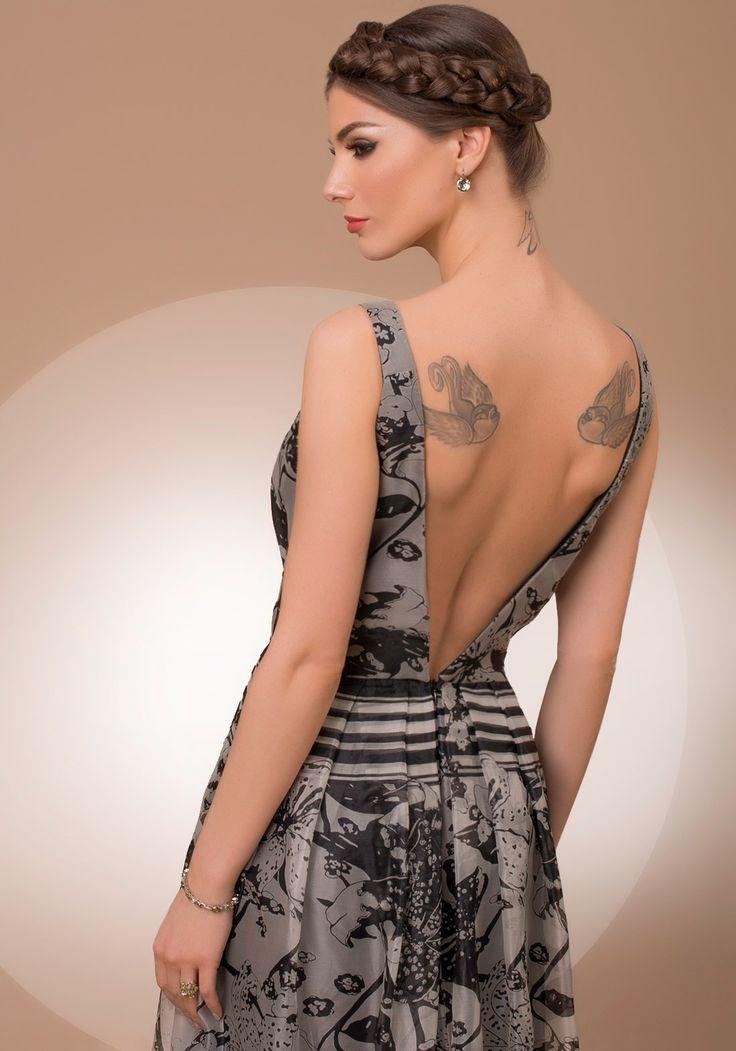 My Secret Delight, luxury evening dress, 2016 My Secret by Bien Savvy