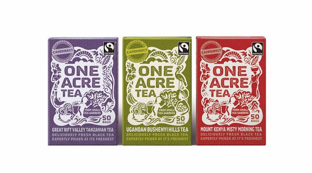 ONE ACRE on Packaging of the World - Creative Package Design Gallery