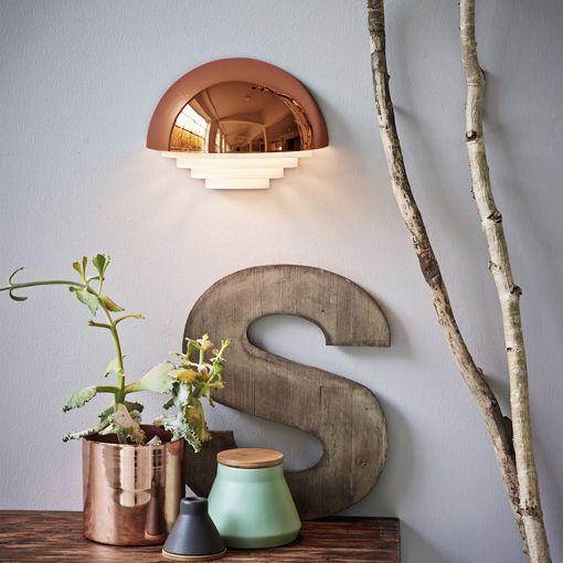 17 meilleures id es propos de applique cuivre sur pinterest clairage de cuivre lampes de - Deco herstel ...
