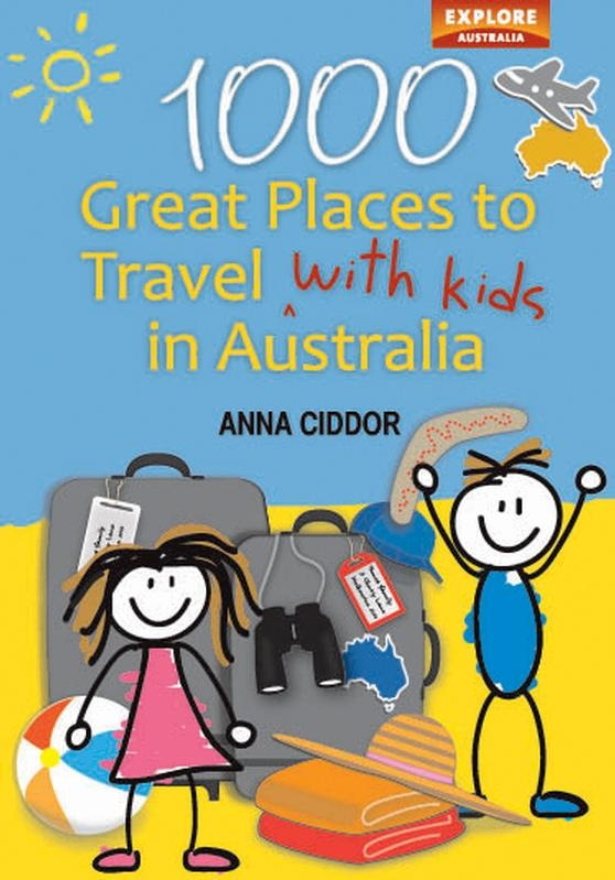 1000 Great Places to Travel with Kids in Australia. Bucket list