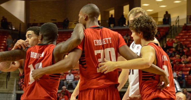 Hit the hardwood with Texas Tech basketball.