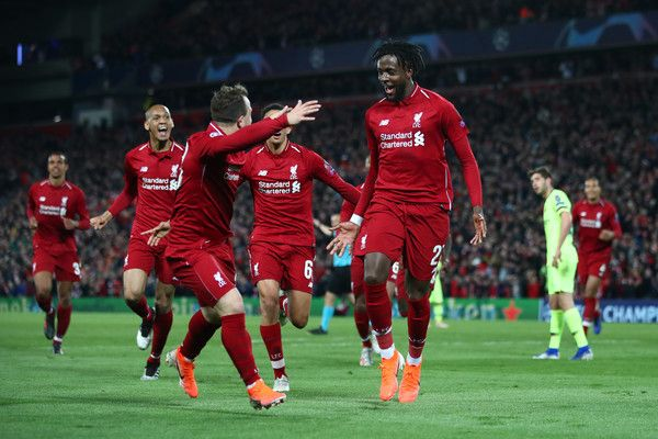 Xherdan Shaqiri Photos Photos Liverpool Vs Barcelona Uefa Champions League Semi Final Second Leg Champions League Champions League Final Liverpool Champions League