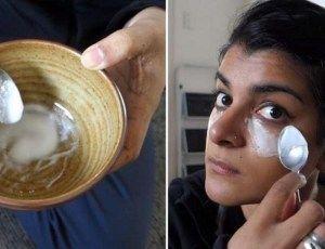 Ela esfrega bicarbonato de sódio em suas bochechas 3 vezes por semana. Os resultados são impressionantes - Dicas e Truques Online