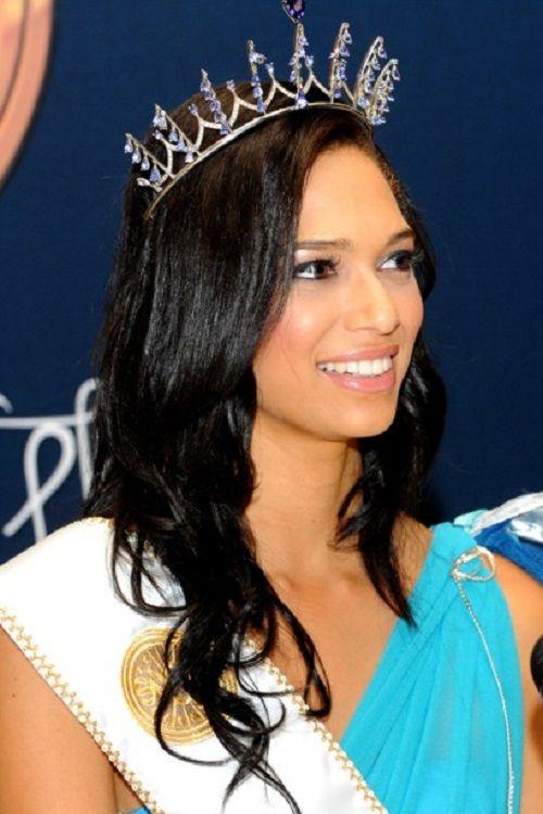 Tatum Keshwar Miss South Africa Universe 2009