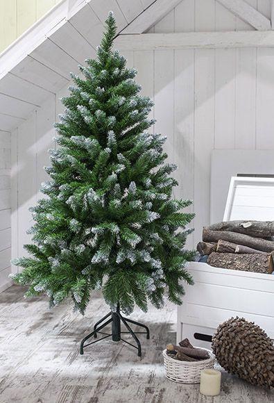 Árbol de navidad ALLISON NEVADO 180 CM Ref. 14830935 - Leroy Merlin
