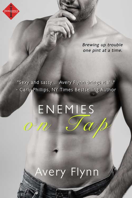 Add a little sexy  sassy to your @Goodreads Want To Read list with Enemies on Tap by @AveryFlynn http://www.goodreads.com/book/show/22572523-enemies-on-tap?from_search=true