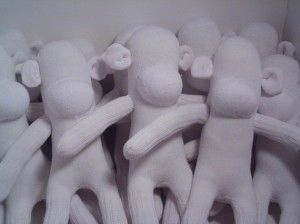 If you are looking for a Unique Craft Idea for your next party you may want to consider these Blank Sock Monkeys. Kids can decorate them any way they want and will no doubt go Bananas over them.