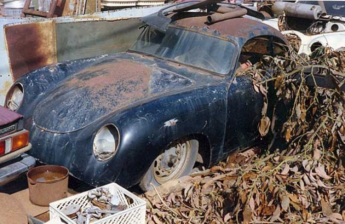 hope to find this one day - Porshe 356