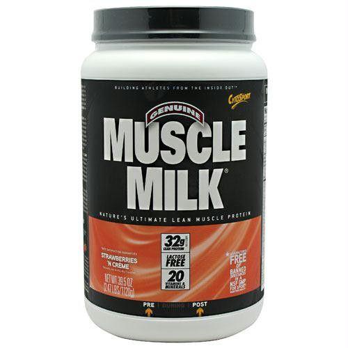 Cytosport Muscle Milk Strawberries N' Crème