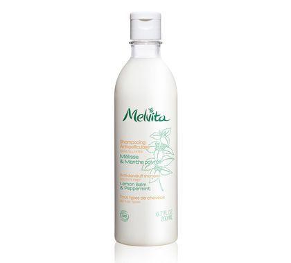 Shampoing sans sulfate antipelliculaire bio - Melvita