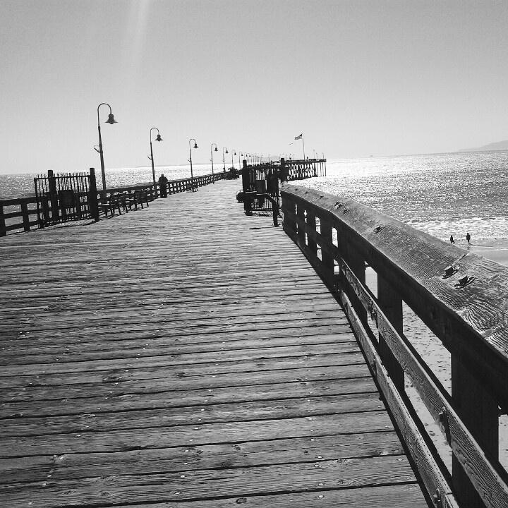 Ventura pier in Ventura California