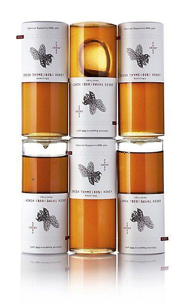 Foodscross Honey packaging