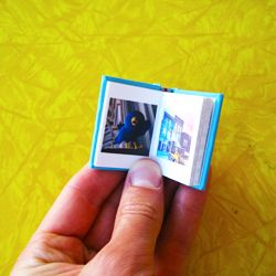 Love Instagram? Now you can print your photos in tiny books! This site offers various printing services for good prices. 3 minibooks for $10.
