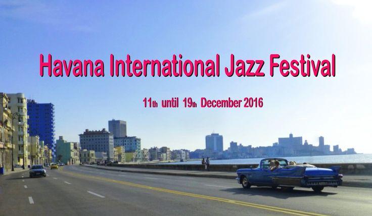 Havana Jazz Festival - Tropical Cuban Holiday