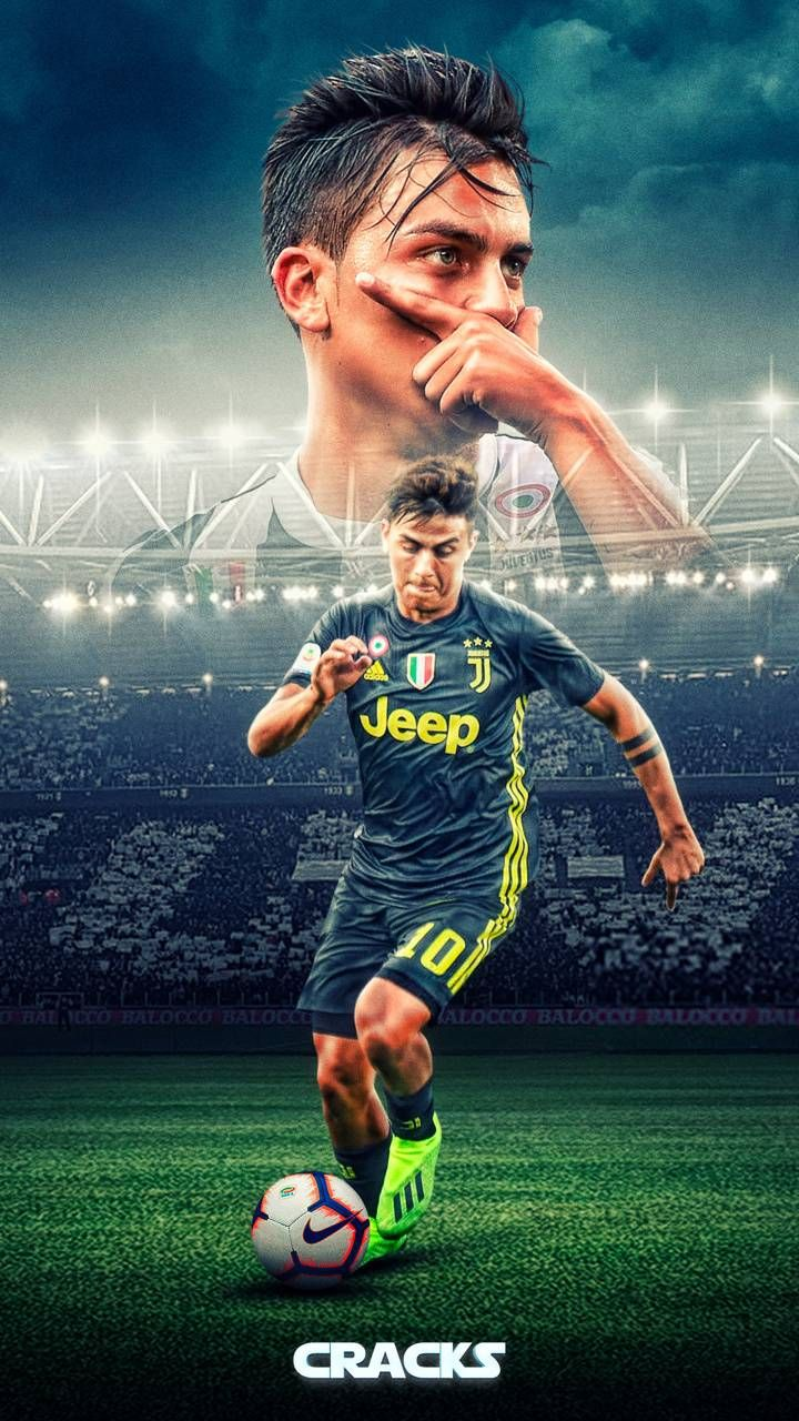 Download Dybala Cracks Wallpaper By Cracksfc 8d Free On Zedge Now Browse Millions Of Popular Deporte Ronaldo Football Soccer Photography Juventus Soccer