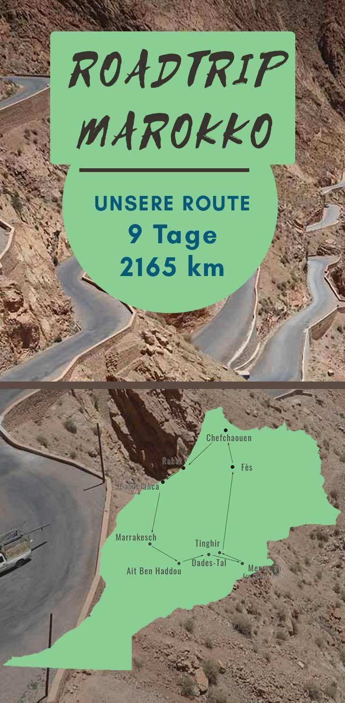 Marokko Roadtrip 2165 Km Durch Das Atemberaubende Land Marokko Roadtrip Casablanca Marokko