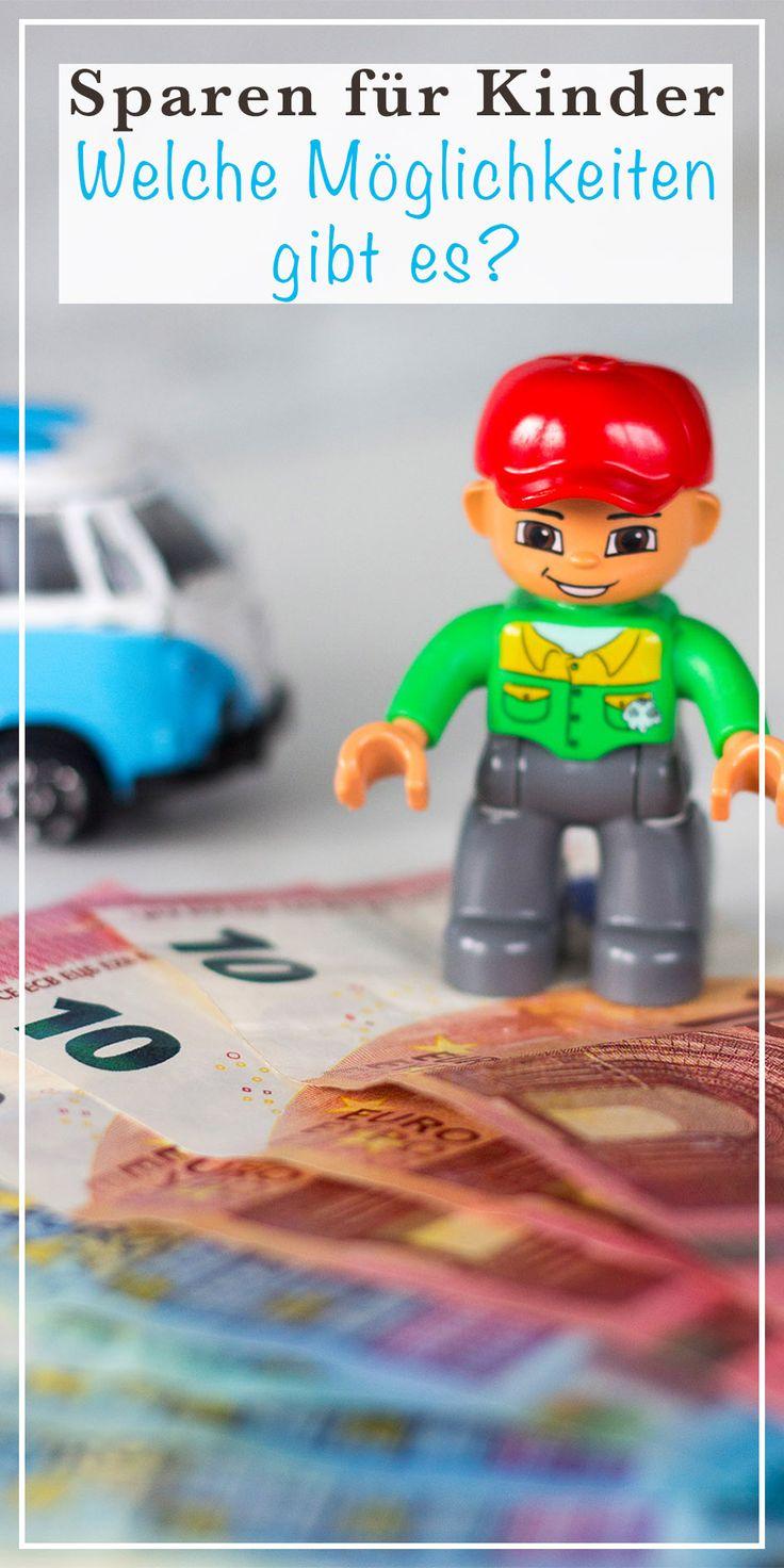 Sparen für Kinder: Heute an die Zukunft denken! Mit dem Junior-Depot von VisualVest