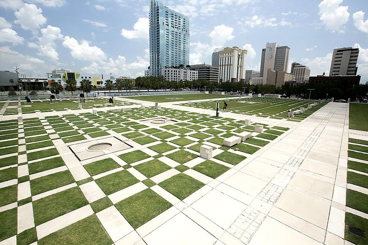Kiley Garden Ncnb Plaza In Tampa Nation S First