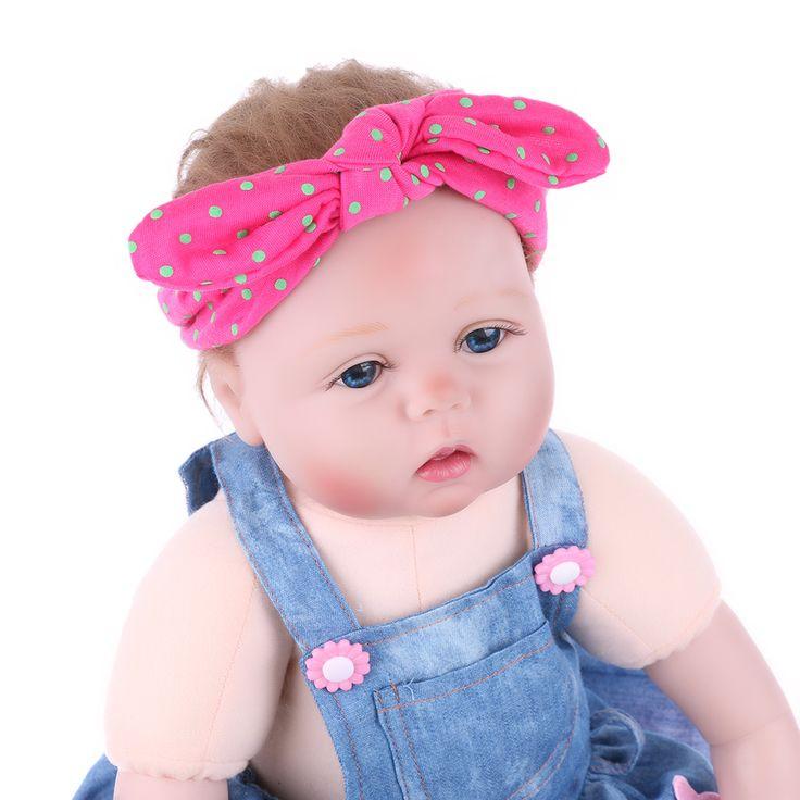 1 stks Fashion Mooie Meisjes Kids Stip Tulband Knoop Konijn Haarband Hoofdband Hoofd wrap Haarband Accessoires