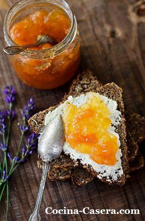 Pompoenjam op Toast | Mermelada de Calabaza en tostada