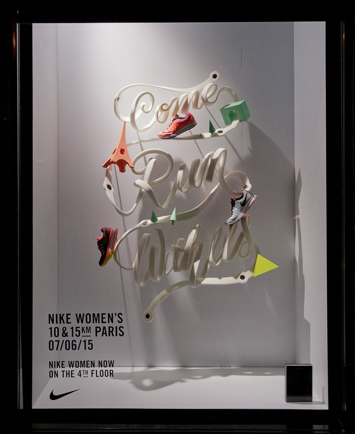 Galeries Lafayette Windows 2015 Spring, Paris – France » Retail Design Blog