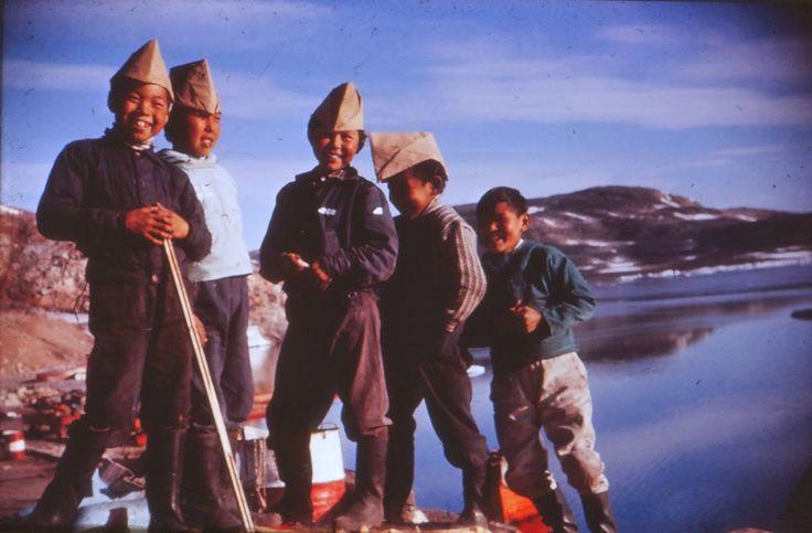 Children - Scoresbysund