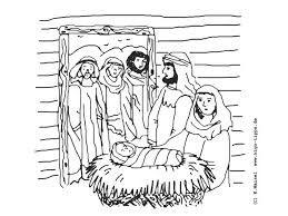 Bildergebnis für jesus geburt zum ausmalen