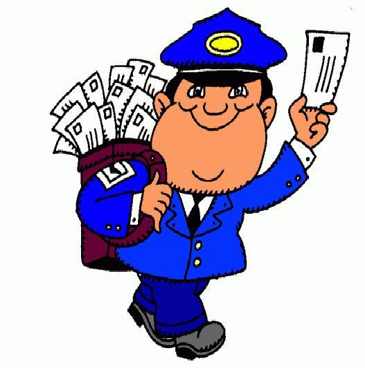 mailman | Clipart | Pinterest | The postman, The o'jays ...