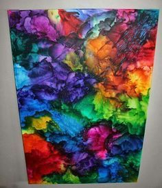 Melted crayon art                                                                                                                                                                                 More
