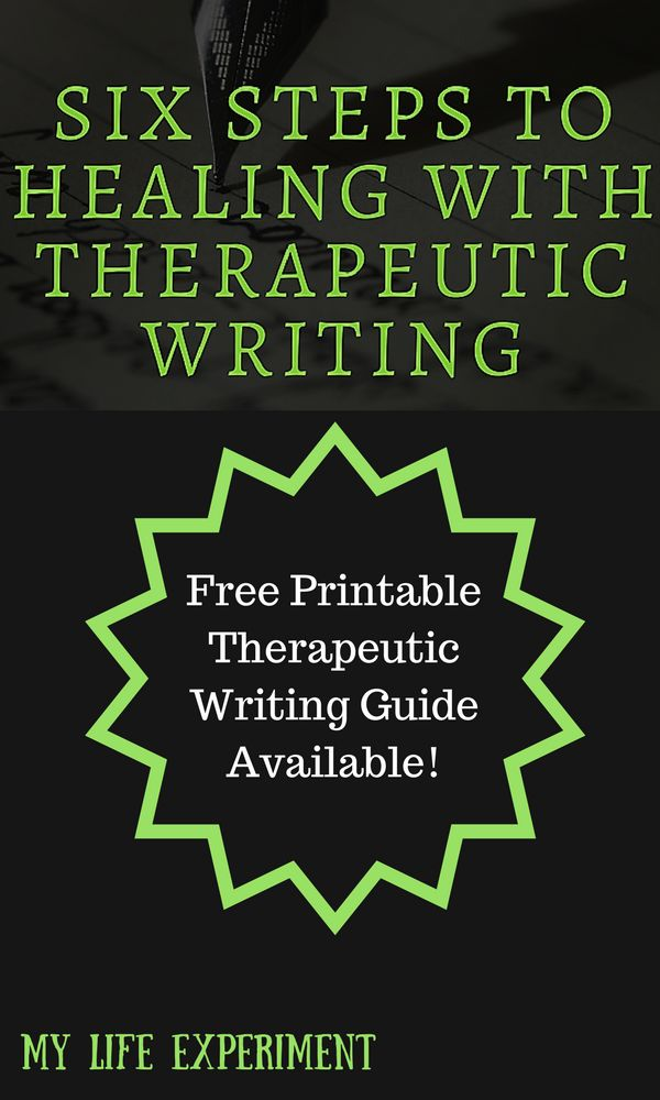 Blog Post from My Life Experiment outlining my trusted Therapeutic Writing Tool. A printable copy of my Therapeutic Writing Guide is available at Mylifeexperiment.blog! (scheduled via http://www.tailwindapp.com?utm_source=pinterest&utm_medium=twpin)