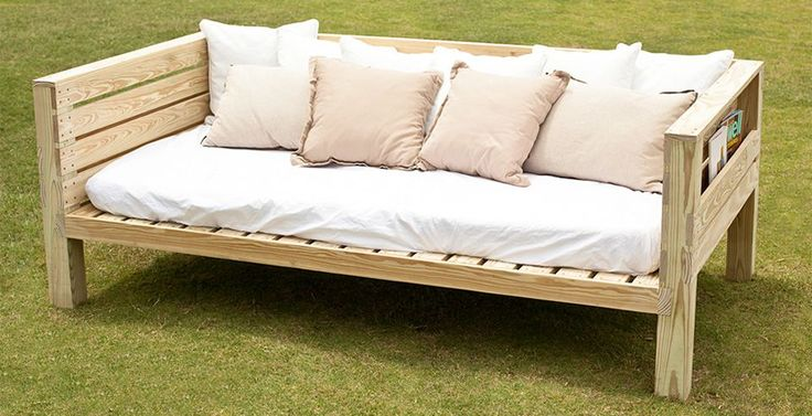 If you have ever shopped for a daybed, you will understand that the price charged in a retail store is typically nowhere near the value of the unit. I always mention that an overpriced piece of furniture, that is seemingly...