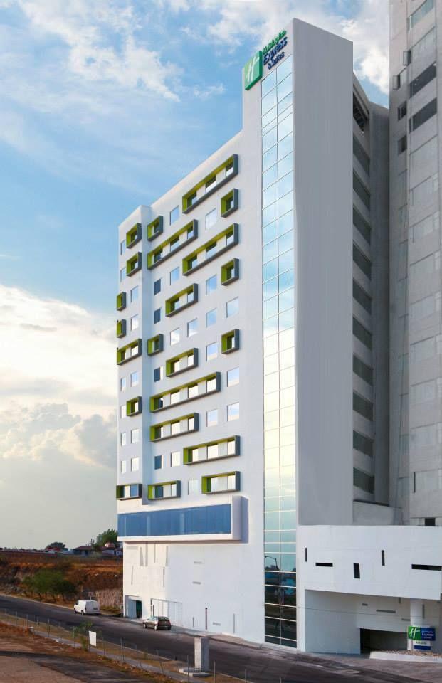 Fachada Holiday Inn Express & Suites Anelopolis