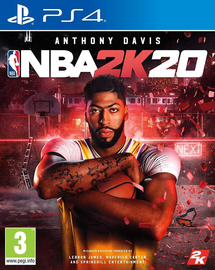 NBA 2K20 Regular Edition (PS4) in 2020 Game cheats, Xbox